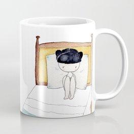 No despertador + despertarse a las 7:00 = sábado Coffee Mug