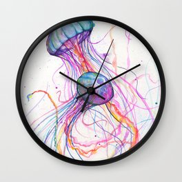 You So Jelly Wall Clock