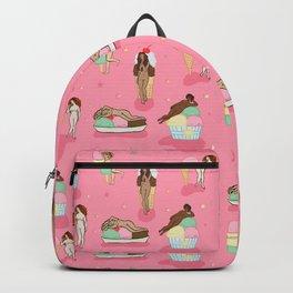 Venus of Ice Cream Backpack