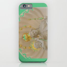 Hail Mary iPhone Case