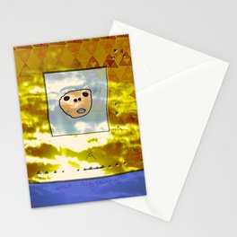 Tribal Idol / Canary Islands Stationery Cards