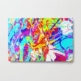 Digital Abstract #1 Metal Print
