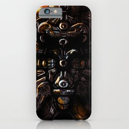DreamMachne III iPhone Case