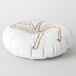 Honest Blob Says No Floor Pillow