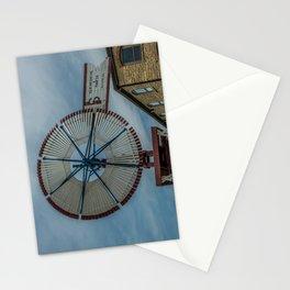 U.S. Wind Engine and Pump Company Model -E Wooden Windmill Batavia Illinois Stationery Cards