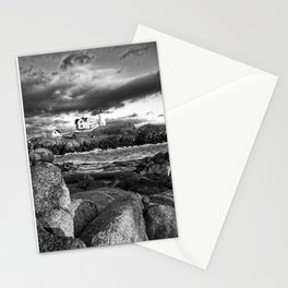 The Nubble Lighthouse 3 Stationery Cards