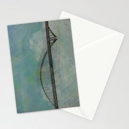 Fremont Bridge Stationery Cards