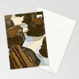 Kentucky Bourbon Balls II Stationery Cards