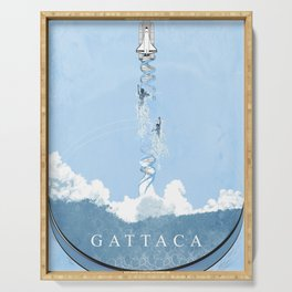 gattaca Serving Tray