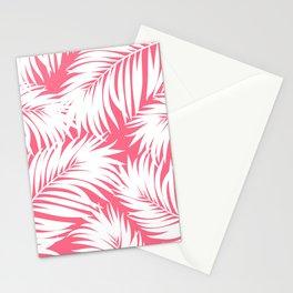 Palm Tree Fronds c'est parfait Hawaii Tropical Décor Stationery Cards