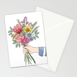 For You! Stationery Cards
