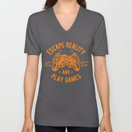 Escape Reality Unisex V-Neck