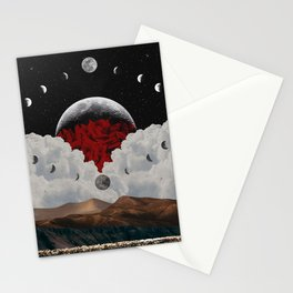 ROSE AFFAIR Stationery Cards