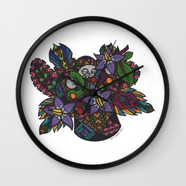 Truth (Botanical Bliss) Wall Clock