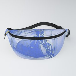 Sexy anime aesthetic - let's play a game Fanny Pack