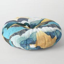 Cloud Peaks Floor Pillow