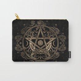 Pentagram Ornament Carry-All Pouch