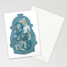 John Galt & Dagny Taggart Stationery Cards