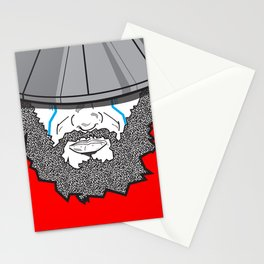 A Samurai named Mordecai Max  Stationery Cards