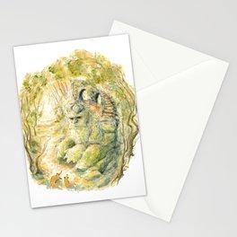 Old Soul Golem Stationery Cards