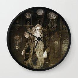 Keeping Time Wall Clock