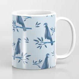 Umbrella Bird Coffee Mug