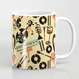 Jazz Rhythm (positive) Coffee Mug