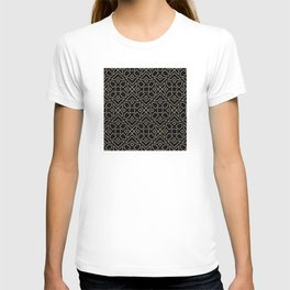Islamic-African Geometric Pattern T-shirt