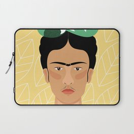 Frida With Mice Laptop Sleeve