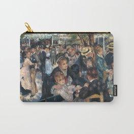 Bal du moulin de la Galette, Auguste Renoir, 1876 Carry-All Pouch