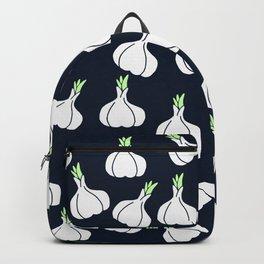 Cute Garlic Backpack