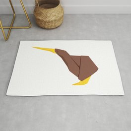 Origami Kiwi Rug