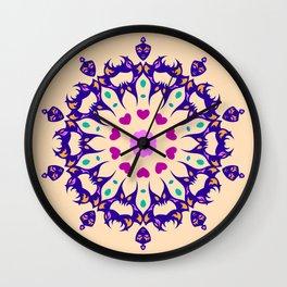 Heartdance Wall Clock