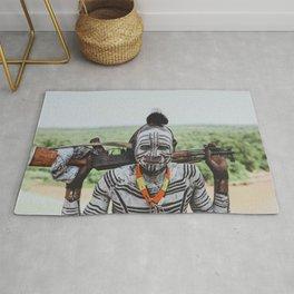 Karo Tribe V Rug