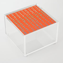 Fiesta at Festival - Orange Acrylic Box