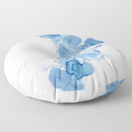 Abstract Flow No. 3 Floor Pillow
