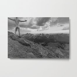 One Nature Metal Print