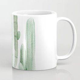 Three Amigos White + Green by Nature Magick Coffee Mug