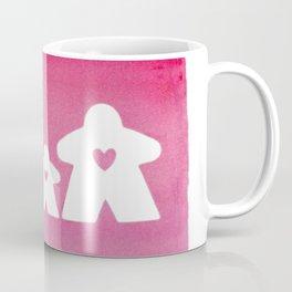 Meeple Valentine Coffee Mug