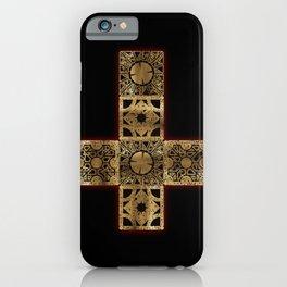 Lament Configuration Cross iPhone Case