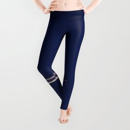 Jet and Contrail Leggings