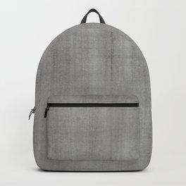 Pantone Pewter Dry Brush Strokes Texture Pattern Backpack