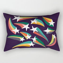Shooting star Rectangular Pillow