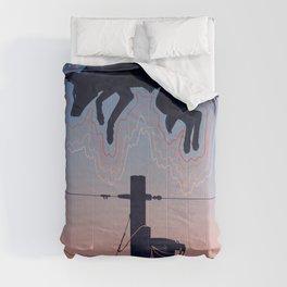 Ghost Summer Comforters