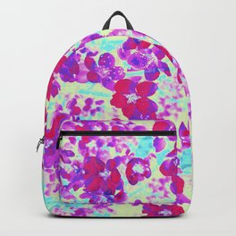 Spring Flowers Garden Backpack