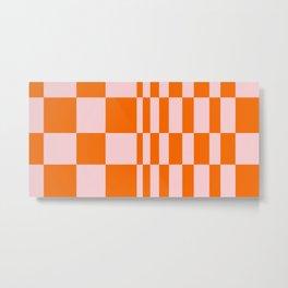 Abstraction_ILLUSION_01 Metal Print