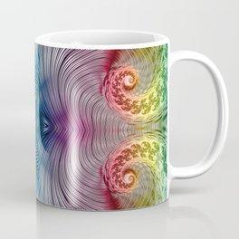 Mesmerising Rainbow Coffee Mug
