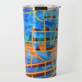 Stunning Saguaros Travel Mug