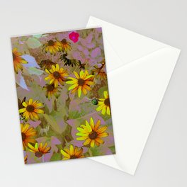 Coyote Camouflage Stationery Cards