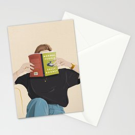 Normal People Stationery Cards